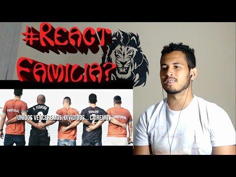 #REACT - Portugal - A Marcha de uma Nação!(Guilherme Cabral)