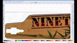 Longboardshapes erstellen - Inkscape Tutorial