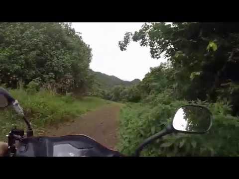 Off Road In Rarotonga