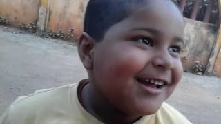 Jatani,funny little boy Sai sing chati taaa ragadi dela odia song