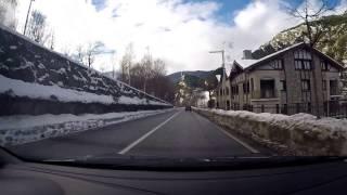 Andorra rutina.