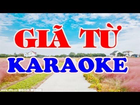 Giã Từ - Karaoke Nhạc Sống Thanh Ngân