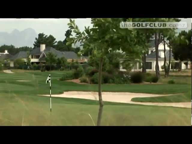 Video Pearl Valley Golf Estate in Paarl Zuid-Afrika 2