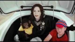 Michael Jackson - Disaster Movie clip