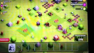 JEFF 21 Clash Of Clans first video