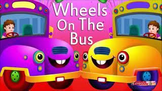 !%&€|| On The Bus|| (School Edition)|| + More|| Nursery ||Rhymes ||& ||Kids Songs