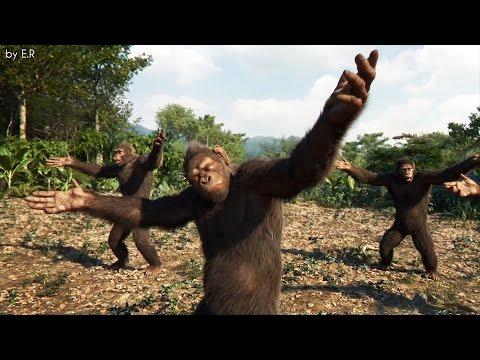 Клип T-killah - Мы отвисаем как обезьяны в джунглях