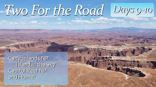 The Last Days of Our 10 Day Road Trip: Canyonlands and Homebound