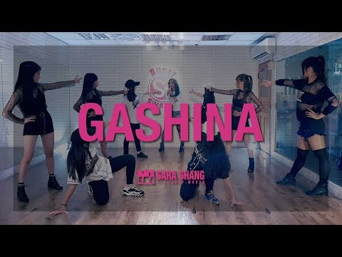 SUNMI - Gashina(가시나)