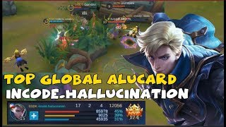Video TOP GLOBAL ALUCARD PLAYER  |SOLO CARRY | GLORIOUS RANKED GAME | INSANE KDA (17/2/4) download MP3, 3GP, MP4, WEBM, AVI, FLV Juni 2018