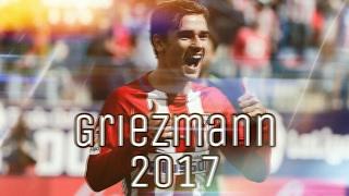 •Antonie Griezmann Best Skills & Goals 16/17•