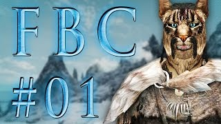 "The Frostbite Chronicles | Episode 1: ""blizzard"" (skyrim Roleplay)"
