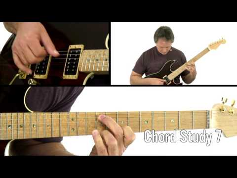 Chord Studies: Flamenco Chords Vol. 3 - Introduction - Brad Carlton