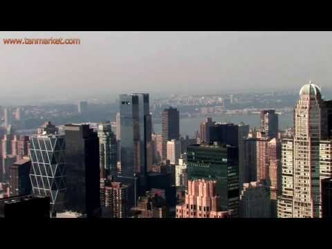 New York City Skyline Collage Video 2 - youtube.com/tanvideo11