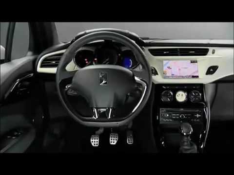Citroen Ds Inside Concept Youtube