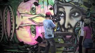 THEY - SEAsian Graffiti Tour at Jogjakarta, Indonesia (Part 3)