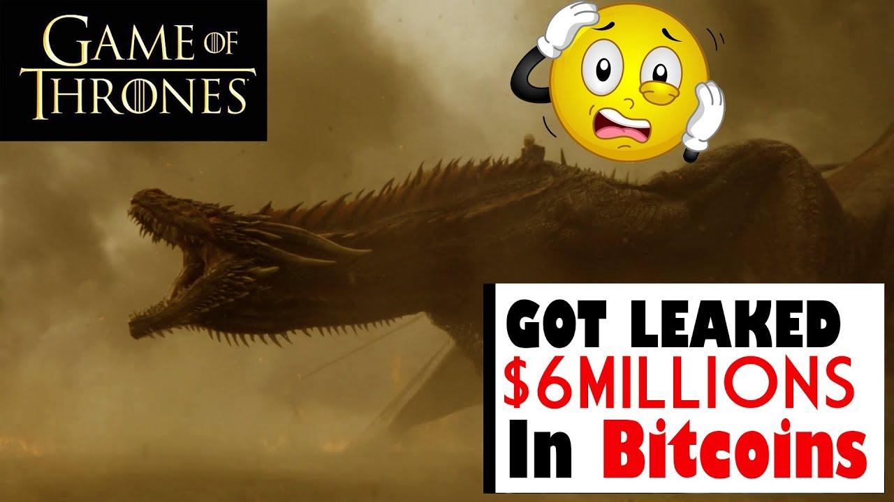 Bitcoin game of thrones