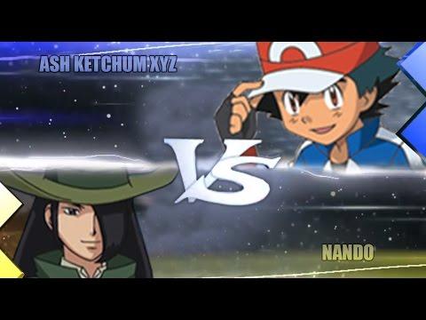 Image result for Ash vs Nando