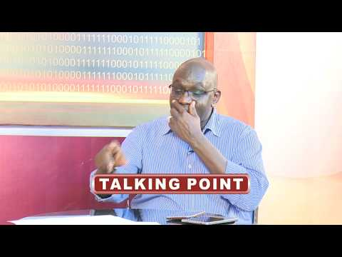 RTN TV: Talking Point with Dr Ekuru Aukoth Thirdway Presidential candidate by Abdi Ahmed
