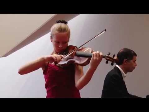 Optreden Hawijch Elders tijdens Classic Young Masters