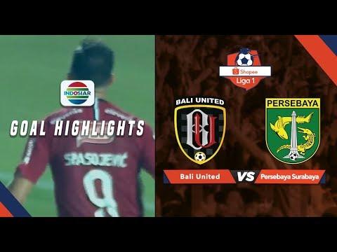 Bali United (2) vs Persebaya Surabaya (1) - Goal Highlights | Shopee Liga 1