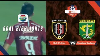 Download Video Bali United (2) vs Persebaya Surabaya (1) - Goal Highlights | Shopee Liga 1 MP3 3GP MP4