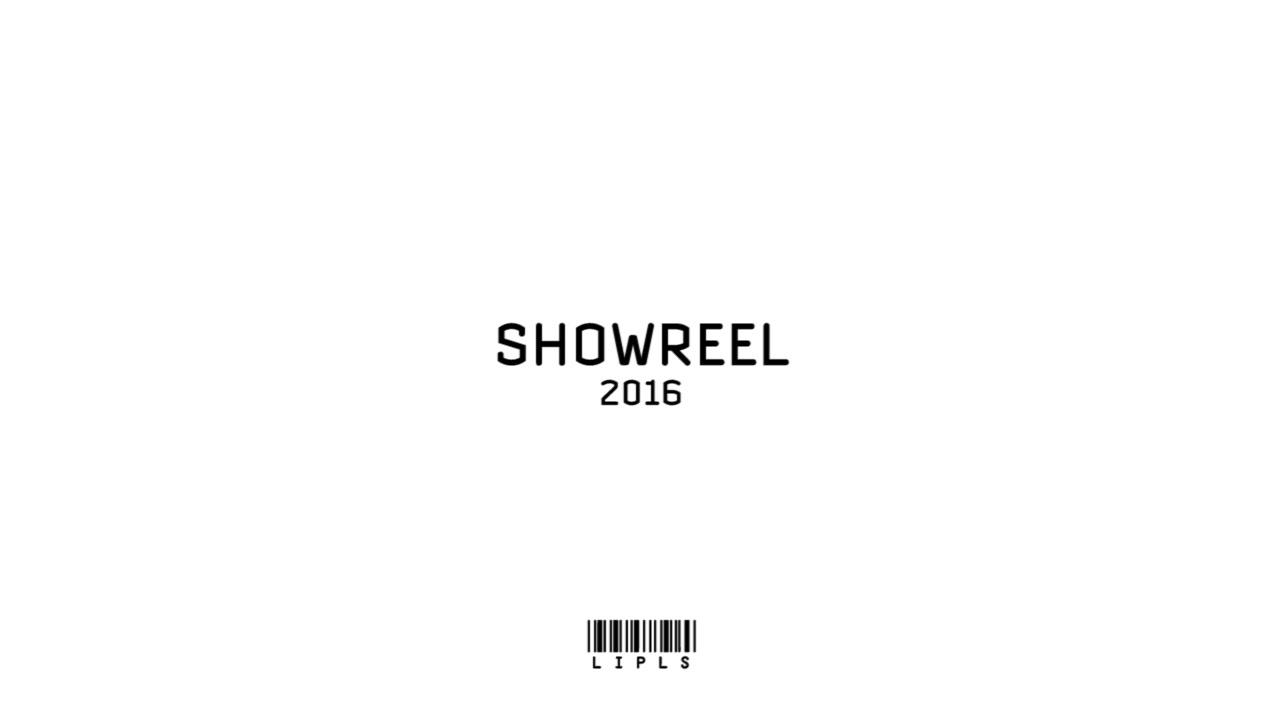 2016 LIPLS STUDIO SHOWREEL