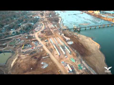 Gathering Place for Tulsa: February Flyover