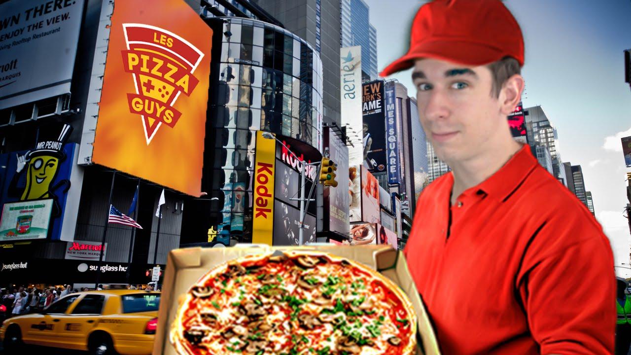 livraison de pizzas pizza dude youtube. Black Bedroom Furniture Sets. Home Design Ideas