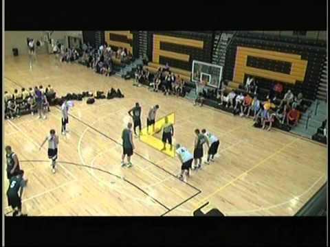 Elliott Christians  2012 Basketball  Iowa