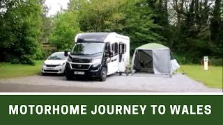 Journey to Wales | Pembrey Country Park Caravan and Motorhome Club Site - Ep110