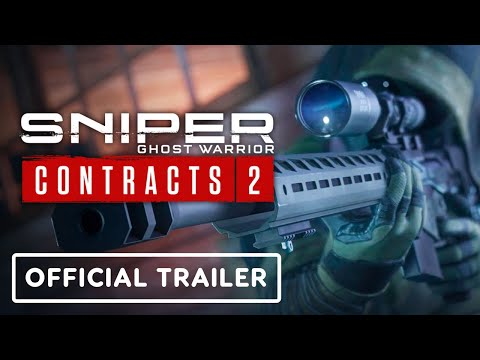 Sniper Ghost Warrior Contracts 2 - Official Launch Trailer