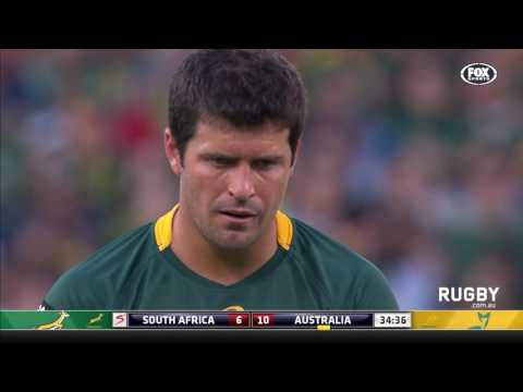 Pretoria drought continues for Wallabies
