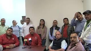 Reiteran su solidaridad sindicatos a la sección 65 de los mineros de Cananea