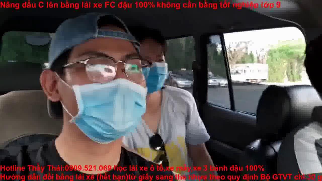 252 Lý Chính Thắng,P9,Quận 3-Sở Giao Thông Vận Tải Hồ Chí Minh-0909.521069 Thầy Thái thuê xe tập lái
