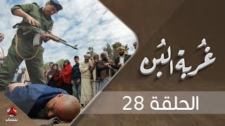 غربة البن | الحلقة  28    | محمد قحطان - صلاح الوافي - عمار العزكي - سالي حماده - شروق |  يمن شباب