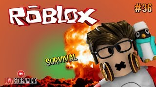 Live Streaming 🔴 #36-EDITION SURVIVAL GAME KUY DOCED #CUPUSKWAD-ROBLOX INDONESIA