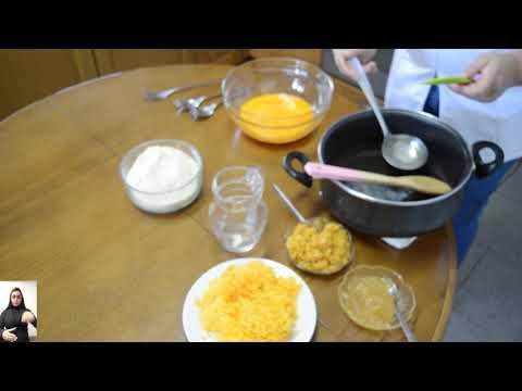 Programa Ovos RS em Portugal: Receita de Pão de Rala