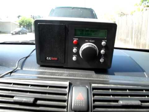Mobile 3G WiFi Internet Radio setup