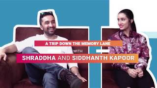 Shraddha Kapoor and Siddhanth Kapoor: A Trip Down The Memory Lane | Movified