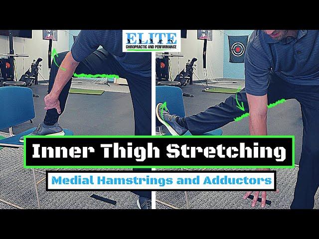 Best Inner Thigh Stretch   Chesterfield Chiropractor