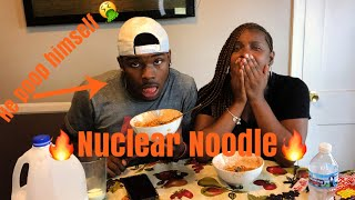 Nuclear Noodle ( Watch Till End) 🔥 Hot Lips