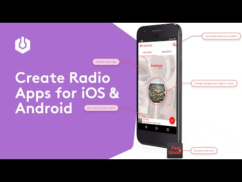 How to Create Your Own Radio Station App