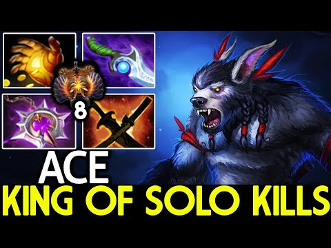 ACE [Ursa] King of Solo Kills Carry Cancer Game 7.21 Dota 2 thumbnail
