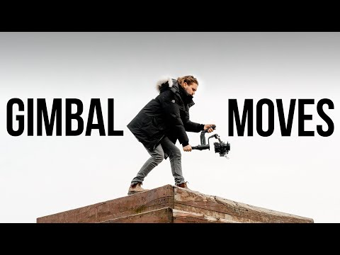Top 5 Gimbal Moves That Will Get You Hired!