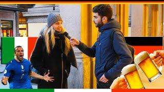 """Domande a Bologna: """"Cosa pensi dei tedeschi?"""" -thepillow"""