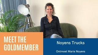 Ontmoet Marie Noyens van Noyens Trucks I Meet The Goldmember #4