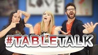 Gross Food Punishments on #TableTalk!