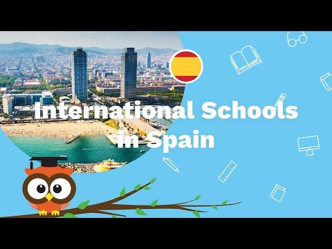 Top International Schools in Spain 2020-2021