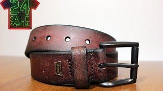 Unboxing original Levis Bevel Edge Belt 11LV120003